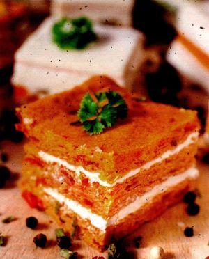 Reteta prajitura cu morcov
