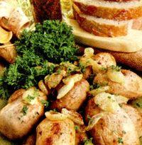 Sote de ciuperci cu marar