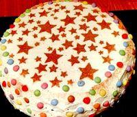 Tort_cu_crema_de_cappuccino_si_compot_de_ananas