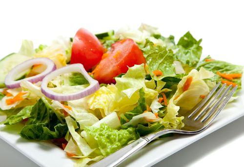 Salata cu capere
