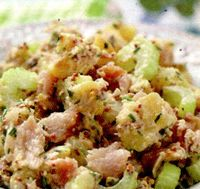 Salata cu peste si cartofi
