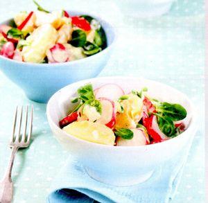 Salata de ridichi cu masline