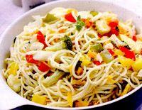 Spaghete_cu_pui_broccoli_si_sos_de_vin