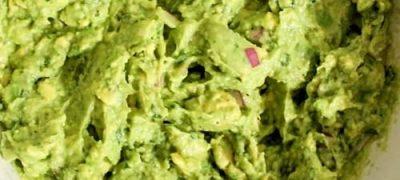 Reteta guacamole