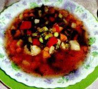Ciorba gustoasa cu legume