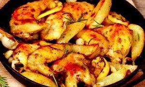 Pui_la_tigaie_cu_cartofi