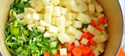 Supa gustoasa de legume