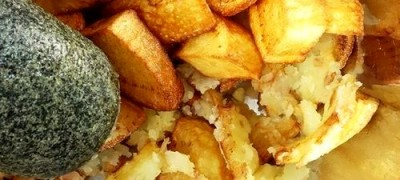 Reteta cartofi cu ceapa