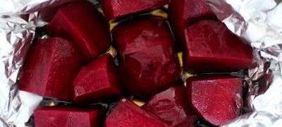 Retete gustoase si delicioase cu sfecla rosie