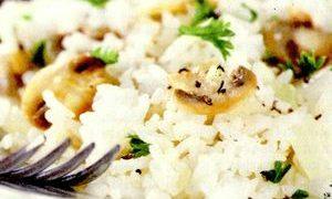 Reteta orez cu legume