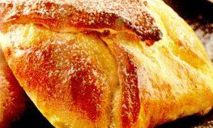 Aluat de plăcintă cu mere, nuci sau branza de vaci