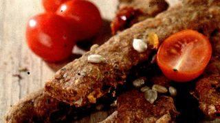 Biscuiti cu rosii uscate si oregano