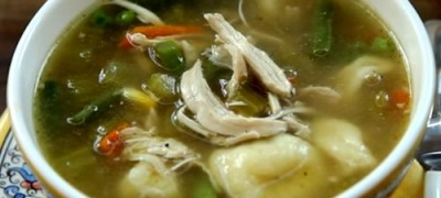 How_to_make_Chicken_soup_with_Noodles