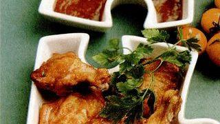 Aripioare de pui cu sos picant