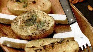 Cartofi la cuptor cu branza