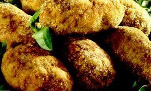 Parjoale din cartofi cu pesmet