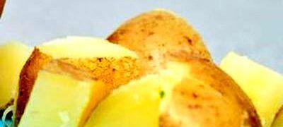 Iahnie de cartofi cu marar