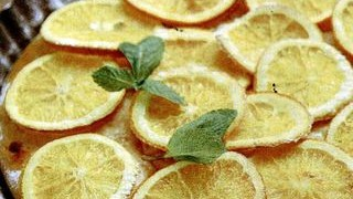 Tarta cu portocale si alune de padure