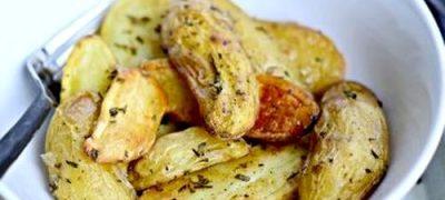 Reteta cartofi fierti