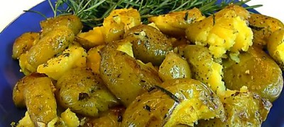 How_to_make_Garlic_Roasted_Potatoes