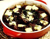 Carne de vita, pregatita ca in Grecia