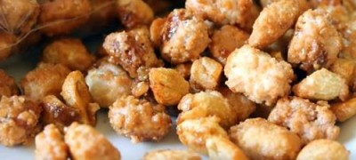 How to make Candied Nuts