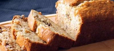 How to make super moist banana nut bread