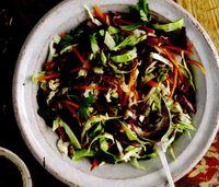 Salata colorata de varza