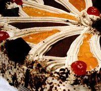 Tort cu sampanie