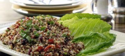 How to Make Basil Quinoa Salad