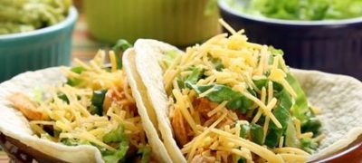 How to Make Chicken Taco Filling