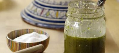 How to Make Cilantro Lime Dressing