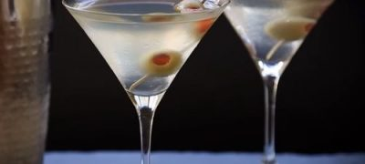 How to Make Dirty Martini