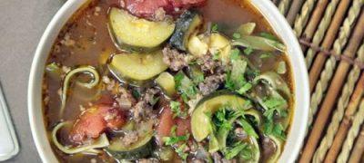 How to Make Italian Sausage Soup