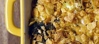 How to make Broccoli Cheese Casserole