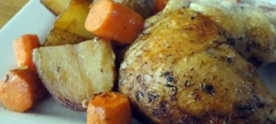 How to make Roast Chicken and Vegetables