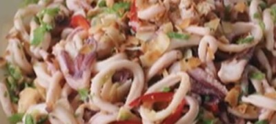 How_to_make_Spicy_Calamari_Salad