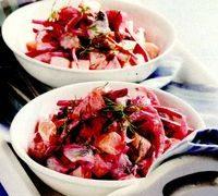 Salata cu hering
