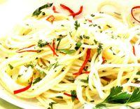 Spaghete aglio e olio