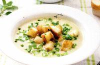 Supa de legume proaspete