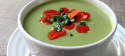 How to Make Asparagus Soup