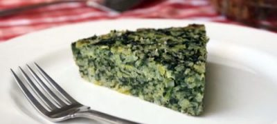 How to Make Savory Italian Rice and Vegetable Pie