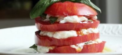 How to Make Tasty Caprese Salad