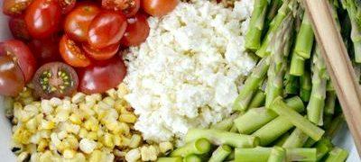 Salata de legume fierte cu sos