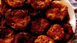 Chiftelute de peste cu bacon