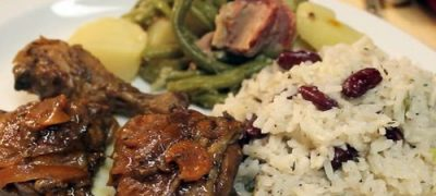 How to Make Brown Stew Chicken