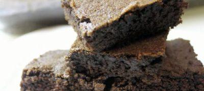 How to make Cake Brownies