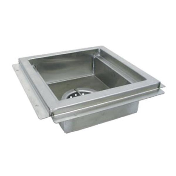 commercial kitchen floor troughs