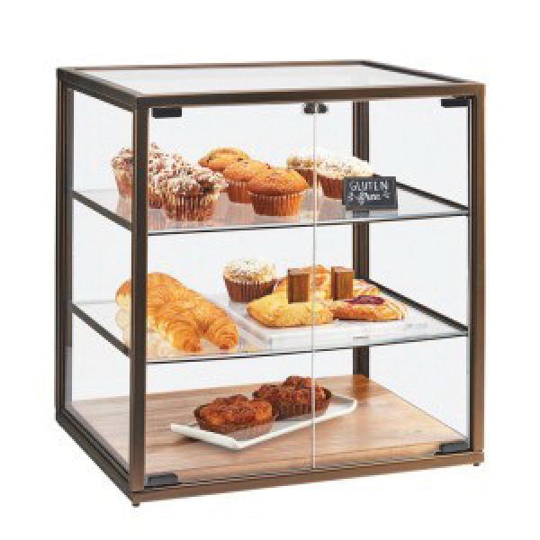 Sierra Bakery Display Case 21 W X 17 D