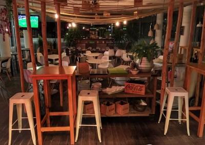 donde cenar en toledo - restaurante terraza recaredo Toledo